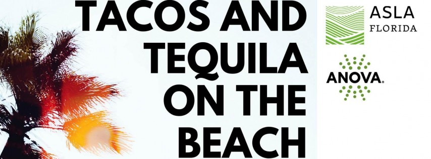 TACOS AND TEQUILA ON THE BEACH