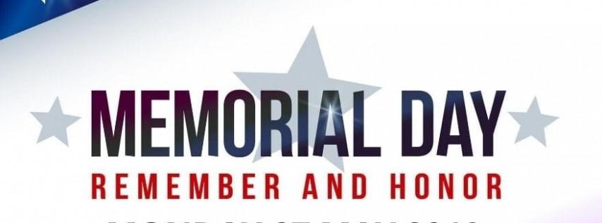 Memorial Day(weekend) Celebration