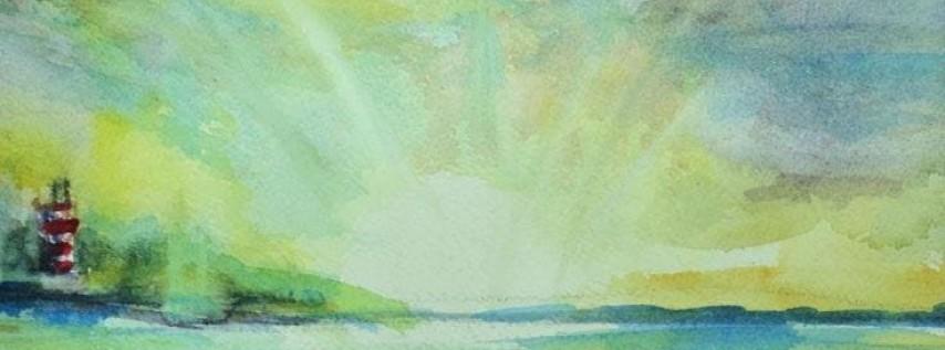 2 Full Days: Lighthouses in Watercolor w/ Jan Ross