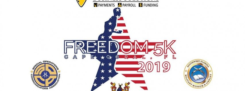 Freedom 5K 2019 Presented by Priority Business Solutions