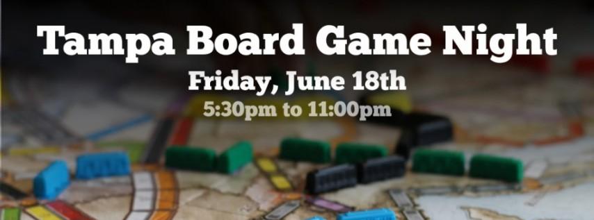 Friday Board Game Night!
