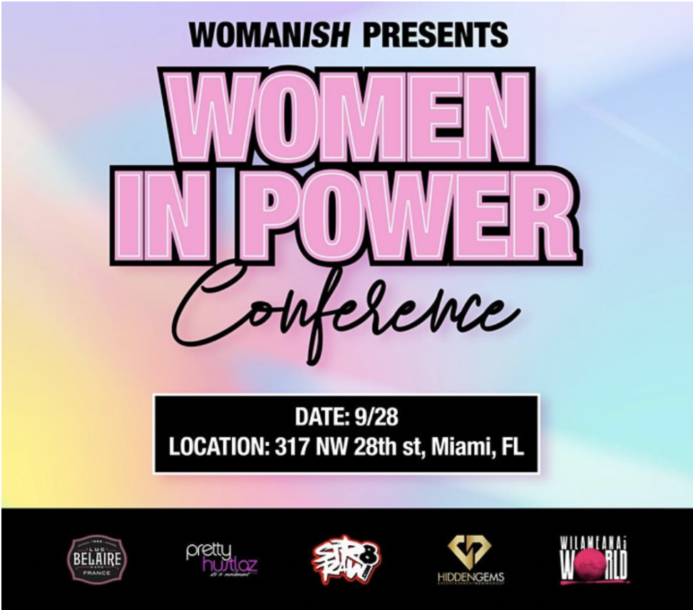 Trayvon Martin's mother to speak at Women in Power Conference @ WOMANISH 9/28