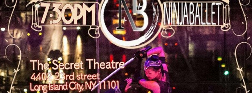 Freedom! Presented by Ninja Ballet and The Secret Theatre