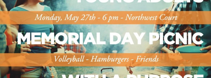 Memorial Day Picnic With A Purpose