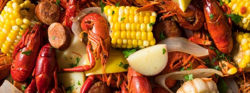 Father's Day AYCE Crawfish & Shrimp Boil