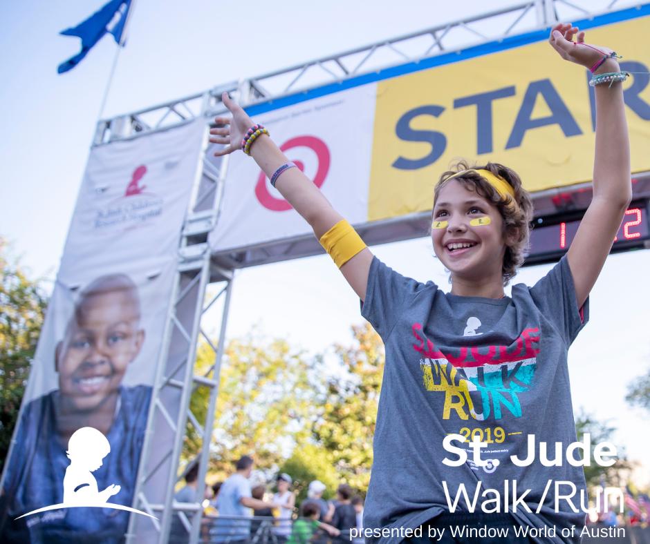 Greater Austin St. Jude's Walk/Run