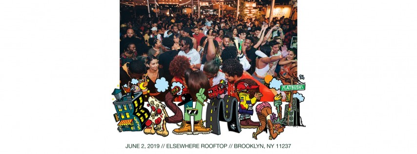 Bashment @ Elsewhere (Rooftop)