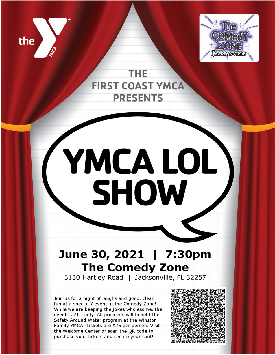 YMCA LOL Comedy Show