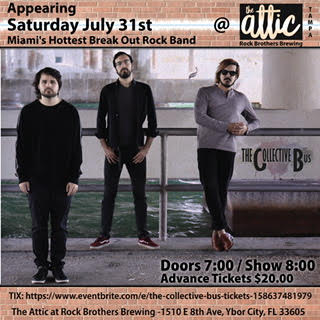 The Collective Bus at The Attic