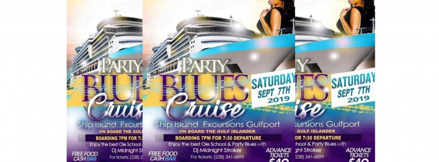 Party Blues cruise 3rd Annual