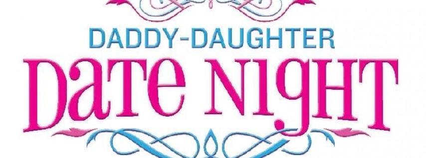 Chick-fil-A MS Gulf Coast Daddy Daughter Date Night 2019