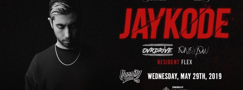 JayKode at Varsity Tavern