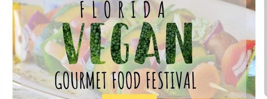Florida Vegan 'Gourmet' Food Festival