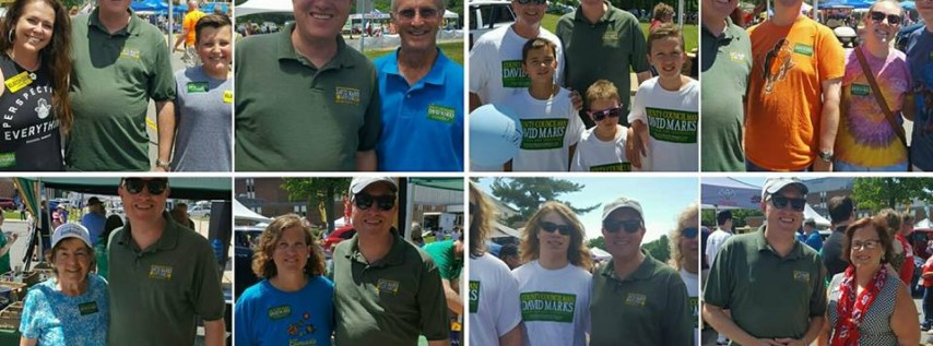 Perry Hall Town Fair with Councilman David Marks