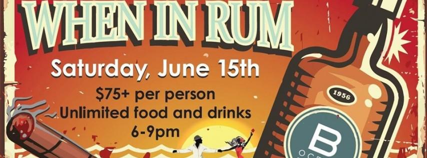 When in Rum