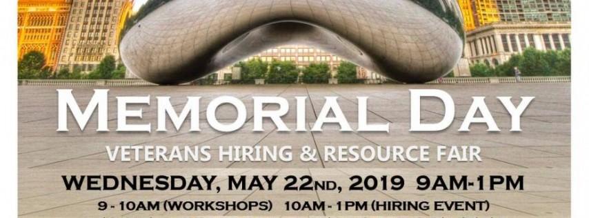 Memorial Day Veterans Hiring & Resource Fair
