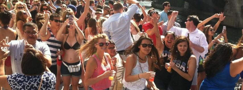 Memorial Day Weekend 'Merica Booze Cruise