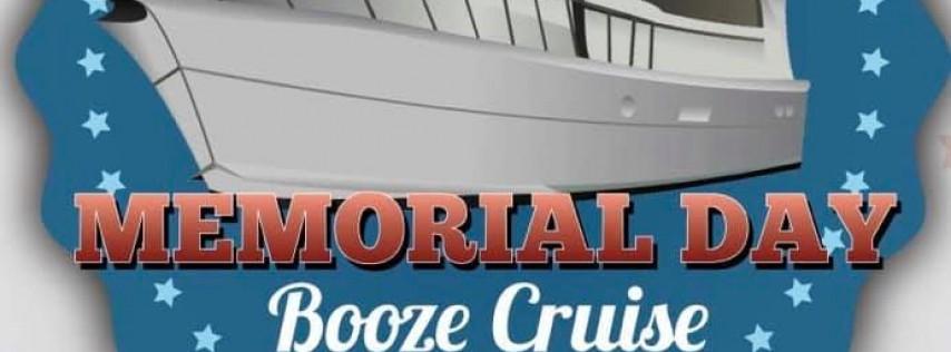 Memorial Day Booze Cruise