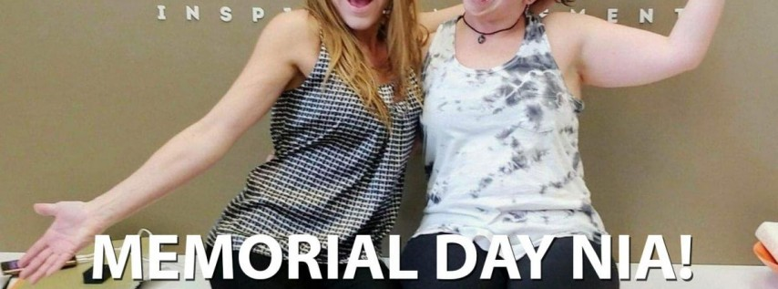 Memorial Day Nia with Dana Hood & Lisa Silverstone!