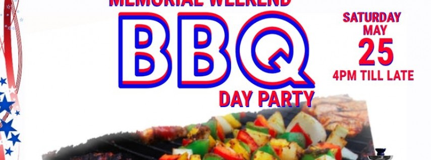 The Afro-Caribbean Memorial Weekend BBQ Day Party