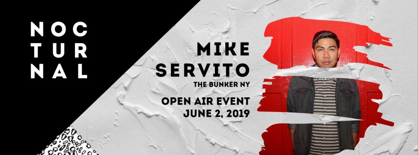 Pride Month Kickoff Party w/ Mike Servito
