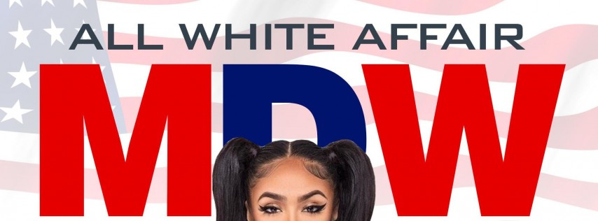 All White Party : Memorial Day Weekend