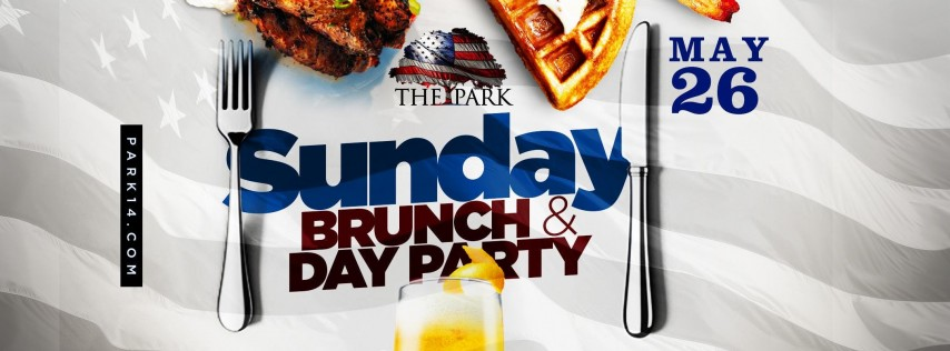 Memorial Day Weekend Brunch + Day Party at The Park!