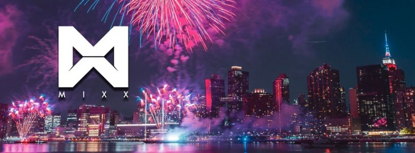 Mixx Fourth of July Boat Party & Fireworks on the River