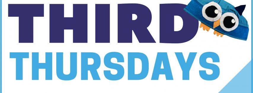 Third Thursdays | Craft for a Cause