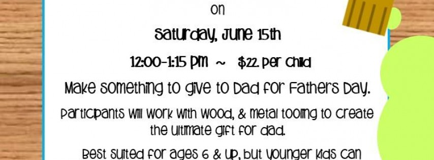 Father's Day Special Class