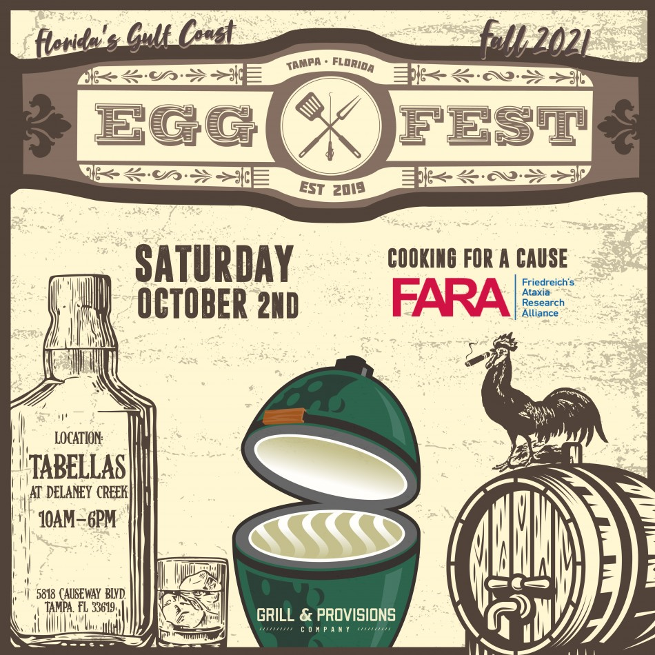 Florida's Gulf Coast Fall 2021 EGGFest
