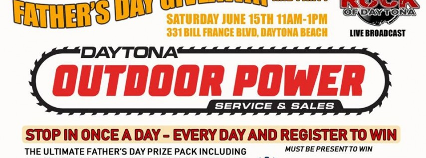 Father's Day Giveaway and Party