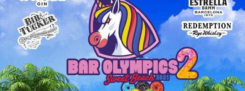 Sweet Beach's 2021 Bar Olympics