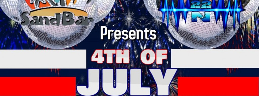 22N at The Sandbar July 4th