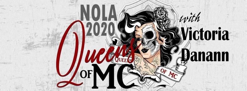 Queens of MC NOLA with Victoria Danann