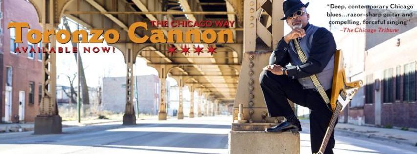 Toronzo Cannon at the Bradenton Blues Festival