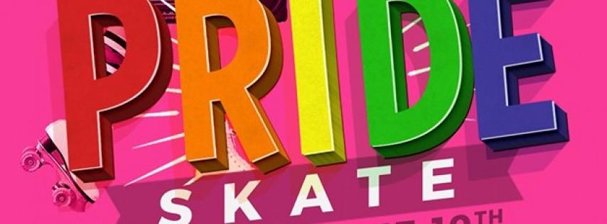 PRIDE SKATE - Monday, June 10th!