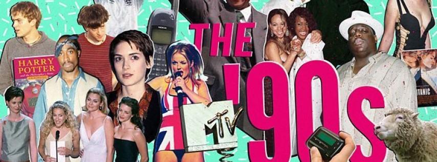 90's Pre-Pride Party