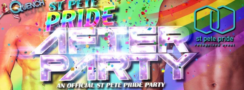 St Pete Pride Recognized After Party