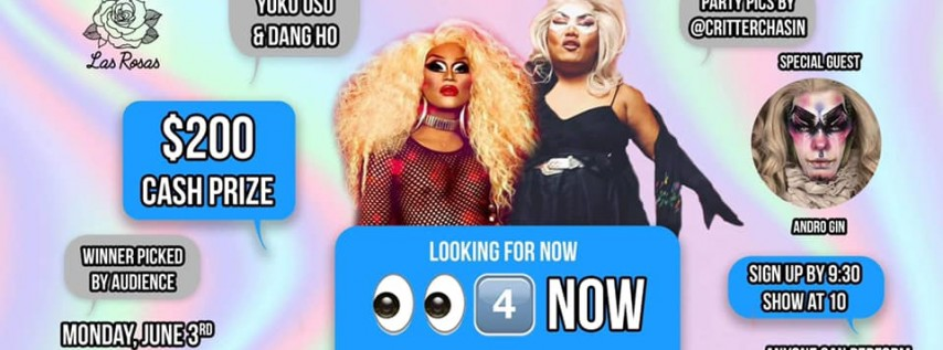 Looking4NOW: June Pride Month Edition