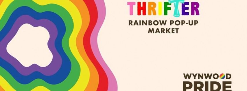 The Rainbow Pop-up Market at Wynwood Pride 2019!