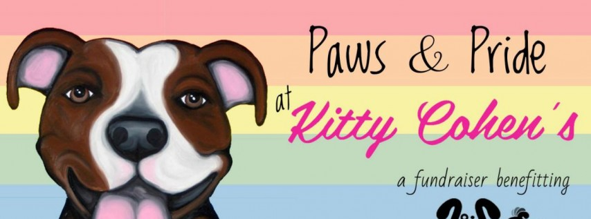 Pride & Paws at Kitty Cohen's