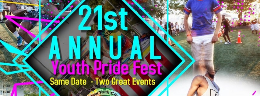 YOUTH PRIDE FEST - 21st Annual Kiki Coalition Youth Pride Fest