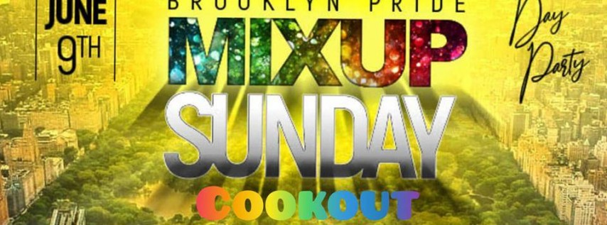 Brooklyn Pride Mixup Sunday Cookout