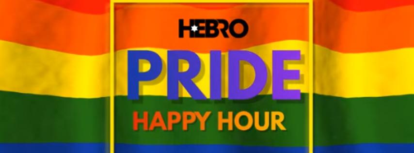 Hebro Pride Happy Hour 2019