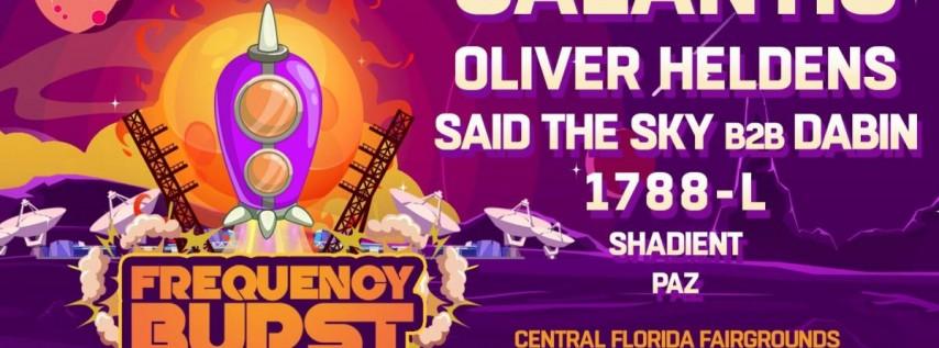Frequency Burst Orlando