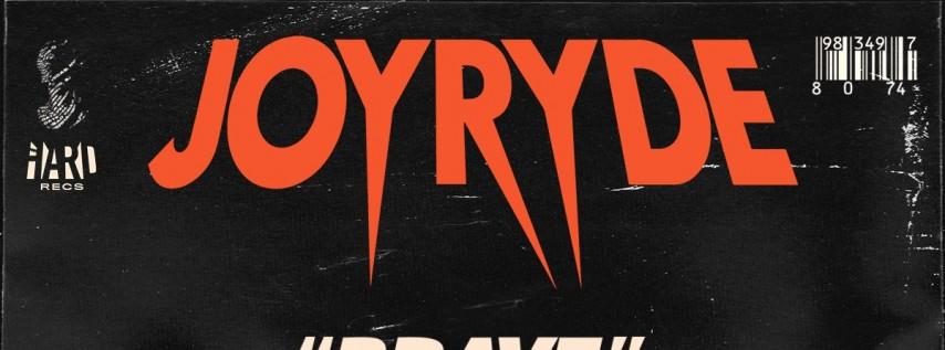 Joyryde - 'Brave' World Tour - Orlando