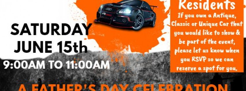 A Father's Day Celebration for Auto Enthusiasts - Cars & Coffee