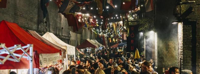 Seattle Night Market: Europe