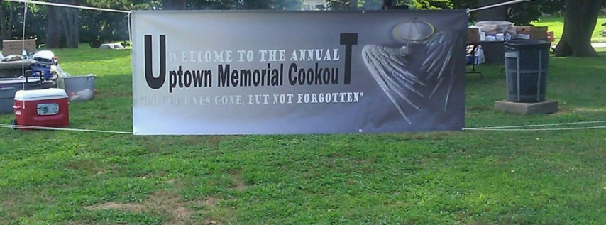 Uptown Memorial Cookout